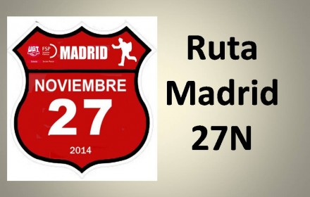 Ruta  Madrid