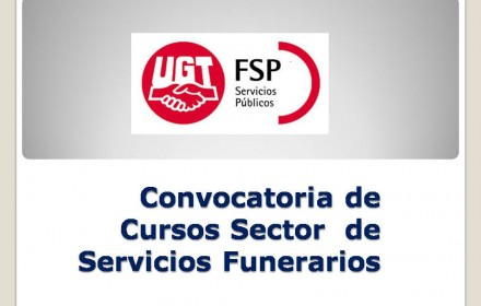 Convocatoria de Cursos funerarios_2015