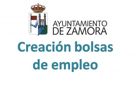 Creación bolsas de empleo_ayto_za