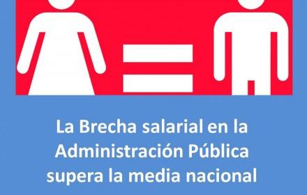 La Brecha salarial Pública