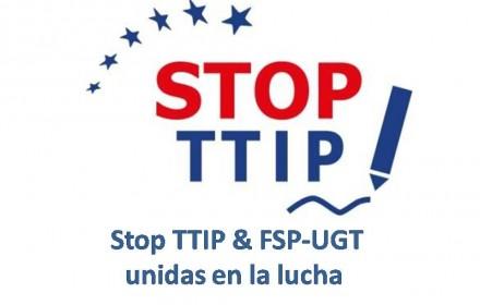 Stop TTIP & FSP-UGT