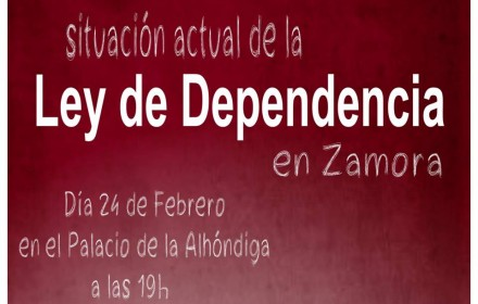 ley dependencia