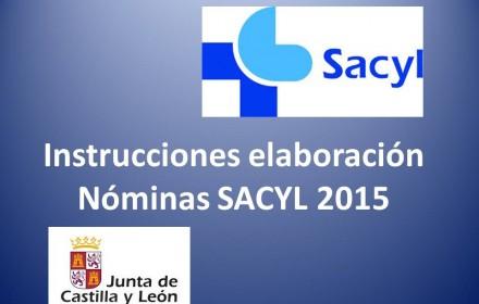 nominas sacyl 2015