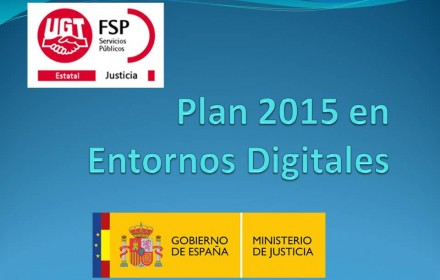 Plan 2015 en Entornos Digitales
