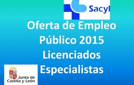 ope 2105 licenciados especialistas