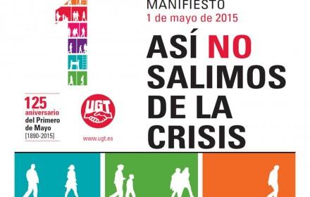 cartel 1 de mayo 2015