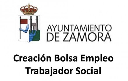 Bolsa Empleo ayto zamora trabajador social