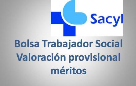 Bolsa Trabajador Social
