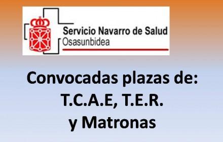 Convocadas plazas Navarra