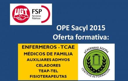 OPE Sacyl 2015