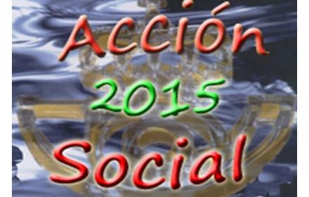accion social 2015