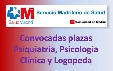 sanidad madrid logopeda,psq y psicolog clinica