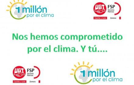 1 millon por el clima