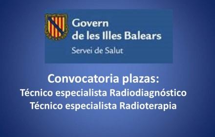 Ope Islas Baleares tecnico radiodiag y radioterapia