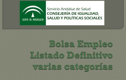 bolsa andalucia varias especialidades 2015 corte 2014