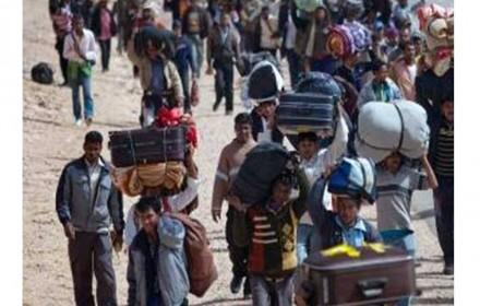indignante actuacion ante la inmigracion