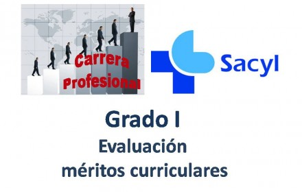Carrera prof grado I ordinario meritos