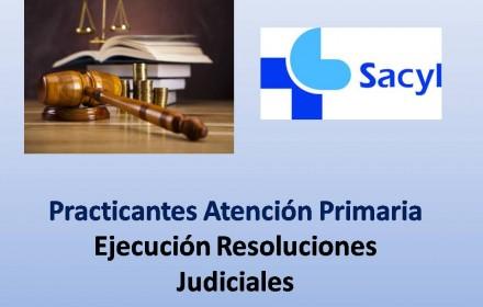 Practicantes Atención Primaria sentencias judiciales