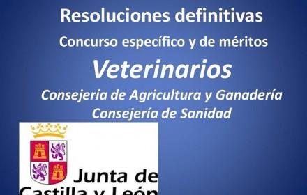 Resolución def  Concurso específico Veterinarios  agricultura 2015