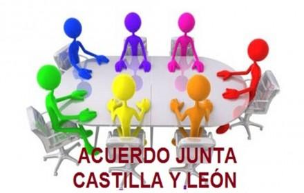 acuerdo junta cyl derechos oct 2015