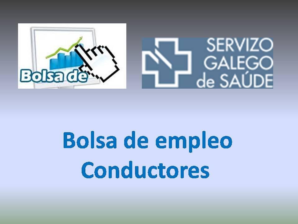 Fesp ugt zamora servicio gallego de salud bolsa de for Servicio de empleo