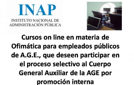 cursos on line promocion interna