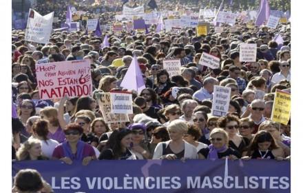 7N, HISTÓRICA MARCHA CONTRA LA VIOLENCIA MACHISTA