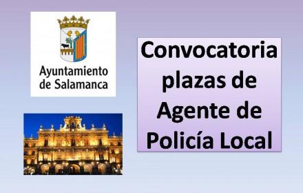 Convocatoria plazas policia 2015 nov