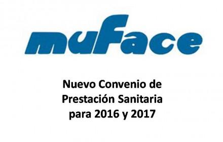 muface convenio 2016-17