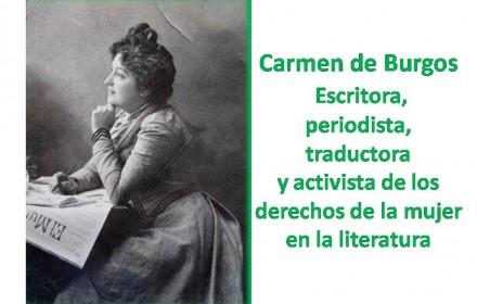 11 Carmen de Burgos