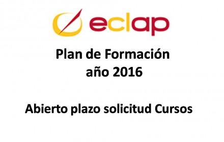 plazo solicitud cursos feb-jul 2016 eclap