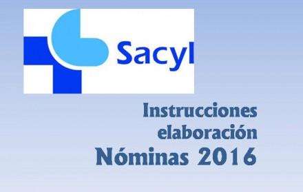 intrucciones nominas 2016
