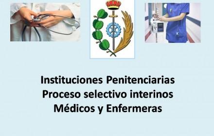 bolsa interinos medicos y enfermeras