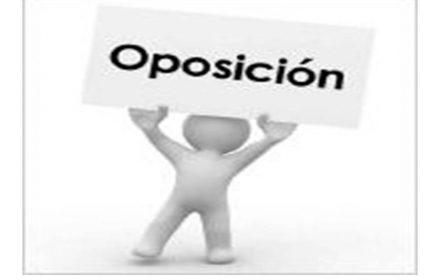 Aprobados fase de oposición. Juristas y Psicólogos  sistema general de acceso libre