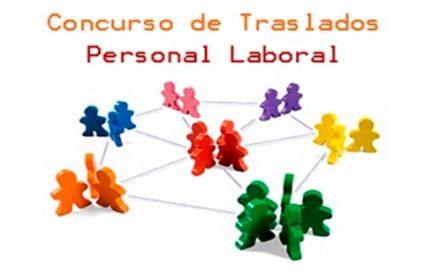 Concurso traslados Laborales listado definitivo de excluidos mayo-2016