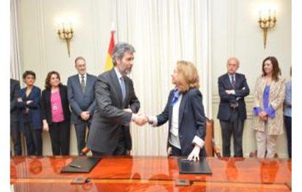Convenio de promoción de la mediación entre CGPJ y FGE