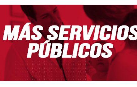 mas servicios publicos