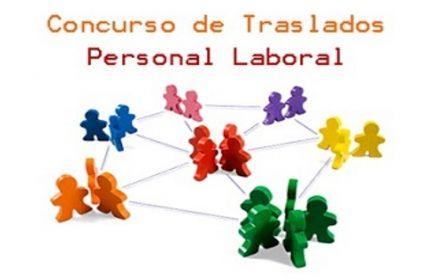 Concurso Traslados 2015  Laboral ampliación listados excluidos  valoraciones provisionales