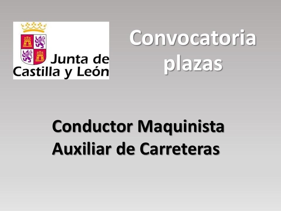 Fesp Ugt Zamora Junta Convocatoria Plazas Conductor