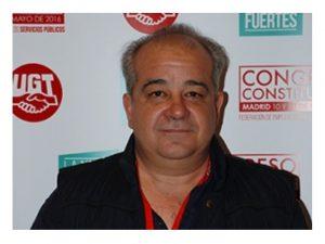 Moisés Torres Aranda secretario Servicios a la Comunidad