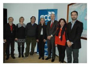 promover igualdad trabajadores sector Servicios a la Comunidad