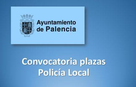 Policia local Palencia jul-2016