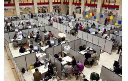 concursos funcionarios convocados y resueltos resumen del BOE