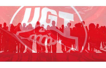 UGT cumple hoy 128 años