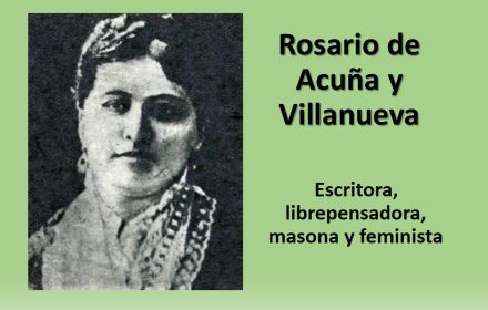19 Rosario de Acuña y Villanueva