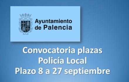 Policia local Palencia sep-2016