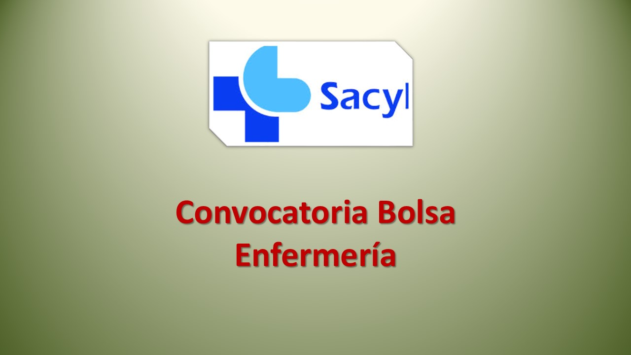 Fesp ugt zamora sacyl convocatoria bolsa de enfermer a for Busco trabajo en aranjuez