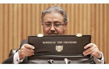 comparecencia-ministro-interior-comision-de-interior-del-21-12-2016