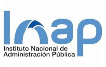 Cursos INAP primer semestre de 2017