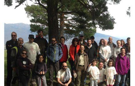 Día Forestal Mundial solidario y homenaje Agentes 140 aniversario